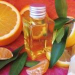 huile orange